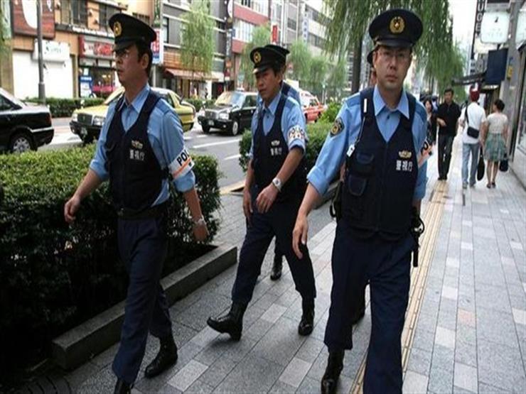 شرطة طوكيو تعزز تواجدها الأمني استعدادا لزيارة الرئيس الأمريكي