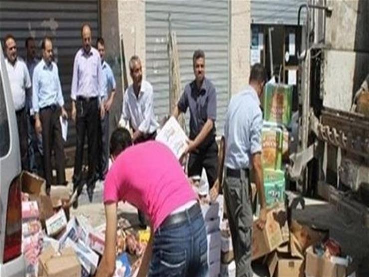 ضبط 105 قضايا تموينية و10 مخابز مخالفة في الجيزة