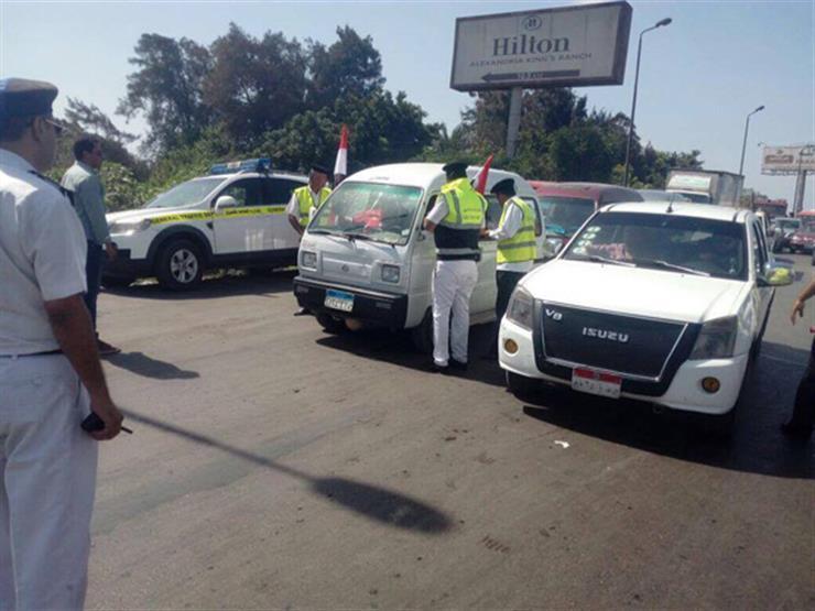 الانتظار الخاطئ يضرب شوارع الجيزة بـ 3900 مخالفة خلال يوم   مصراوى