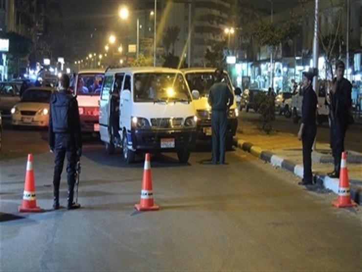 """مصدر أمني: إصابة ضابط شرطة في اقتحام سيارة لـ""""كمين الشروق"""""""