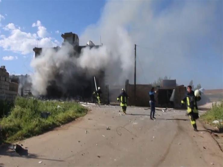 المرصد السوري يؤكد دخول اتفاق وقف إطلاق النار في إدلب حيز التنفيذ