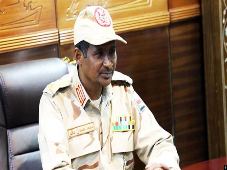 نائب رئيس المجلس العسكري السوداني يتوجه إلى إريتريا