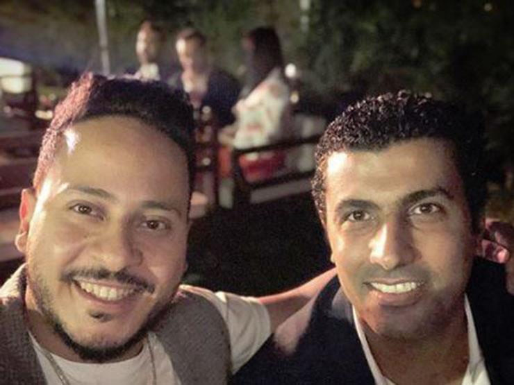 """كريم عفيفي يوجه رسالة لـ محمد سامي:"""" المخرج العبقري"""""""