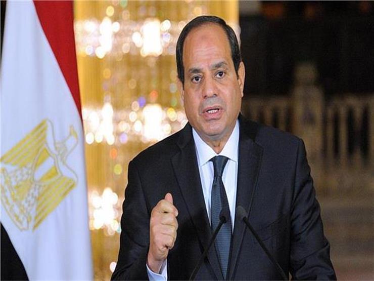"""""""صقور مصر تنقض"""".. أول تعليق من السيسي على تسلم الإرهابي عشماوي"""