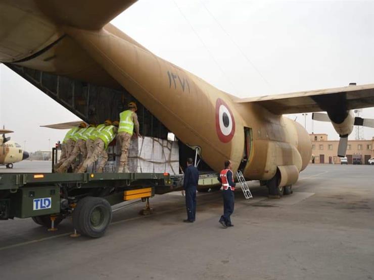 مصر تُرسل حزمة ثانية من المساعدات الإنسانية للسودان