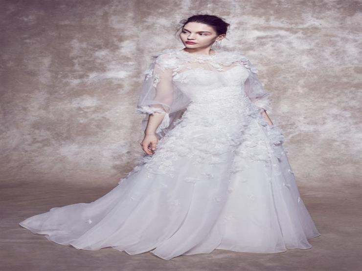 267793685 ... 1039a4673e71f 14 فستاناً خلاباً للعروس الرومانسيّة من مجموعات ربيع 2020  ...