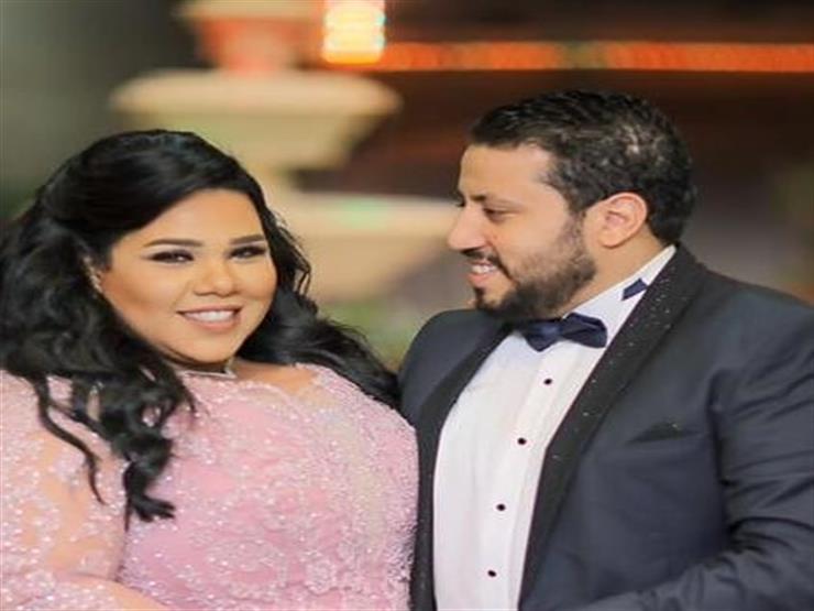 شيماء سيف تحتفل بسنة أولى جواز