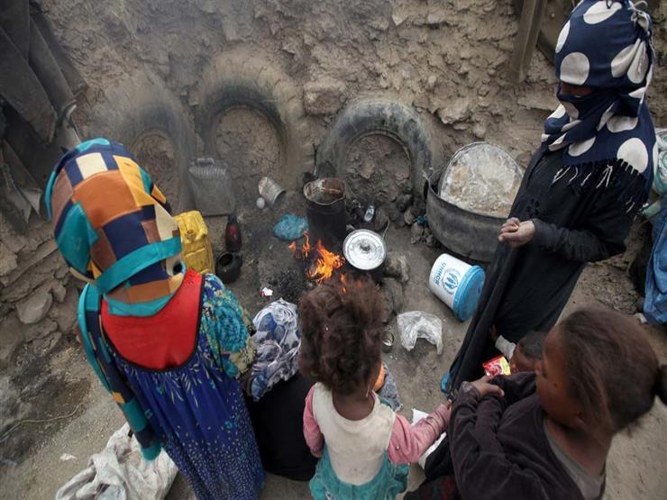 """رمضان """"مليء بالقذائف"""" والبؤس في اليمن"""