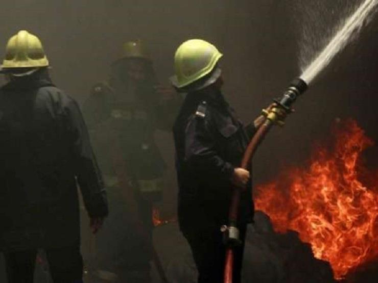 إخماد حريق بمخبز في أبو النمرس دون إصابات