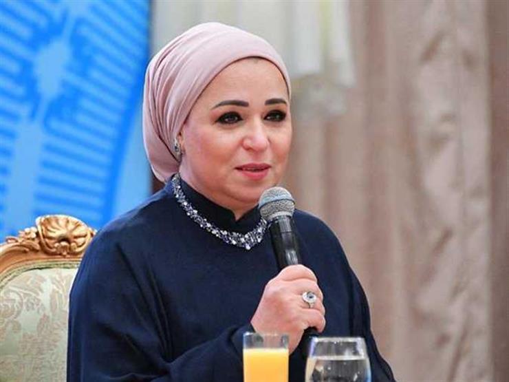 انتصار السيسي تهنئ الشعب المصري بحلول شهر رمضان المبارك