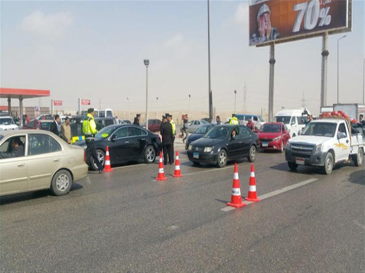 المرور: تعزيز مداخل القاهرة بالخدمات المرورية