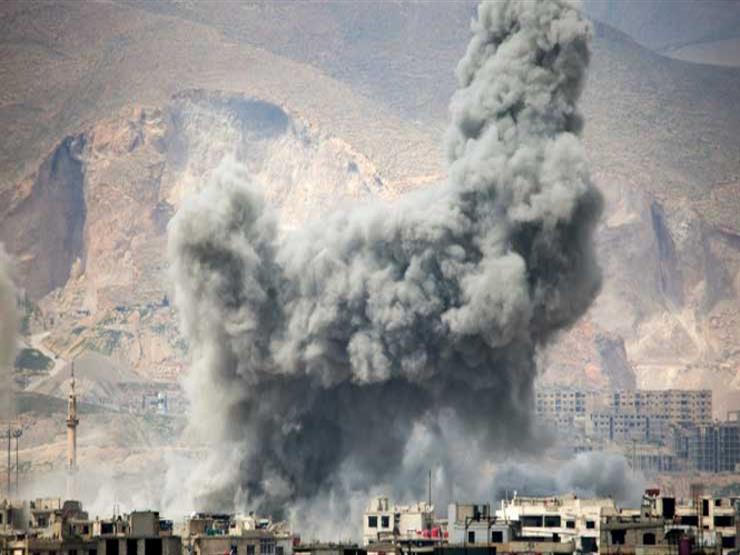 قصف جوي روسي عنيف على ريفي حماة وادلب وتقدم للقوات الحكومية