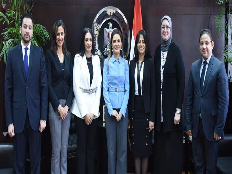 تعيين وتجديد لـ 3 مساعدين و3 معاونين لوزيرة الاستثمار والتعاون الدولي