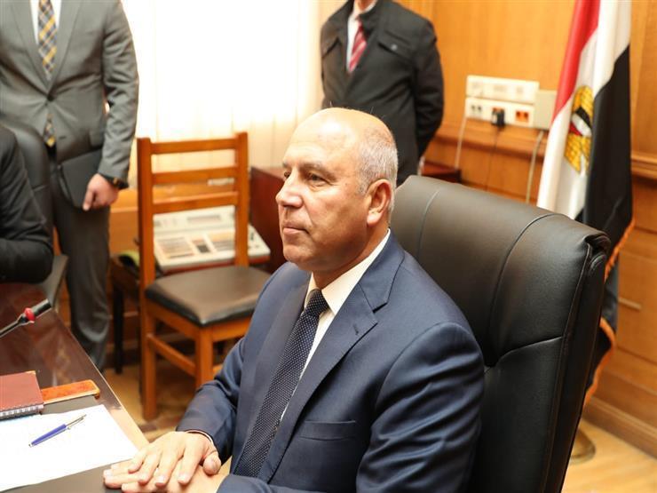 كامل الوزير يبحث مع السفير الفرنسي التعاون في مجالي السكة الحديد والمترو