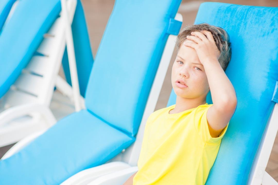 للأمهات.. 6 طرق لحماية طفلك من حرارة الشمس والموجات الحارة