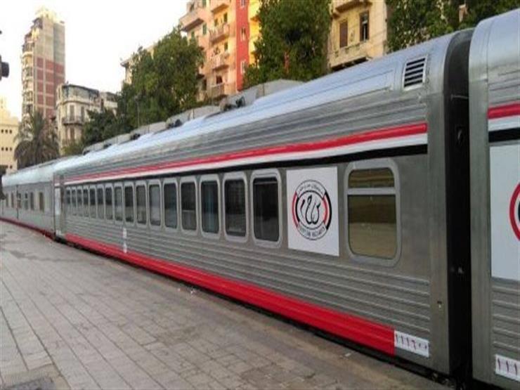 تصل لـ40 دقيقة.. السكك الحديدية تعلن تأخيرالقطارات بـ5 خطوط