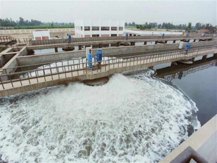"""لمدة 6 ساعات.. """"مياه القليوبية"""" تحذر المواطنين من وجود نسبة كلور زائدة اليوم"""
