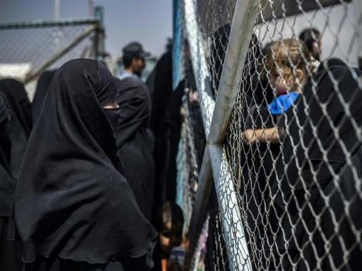 العدوان التركي: مخاوف من فرار زوجات الدواعش في مخيم الهول