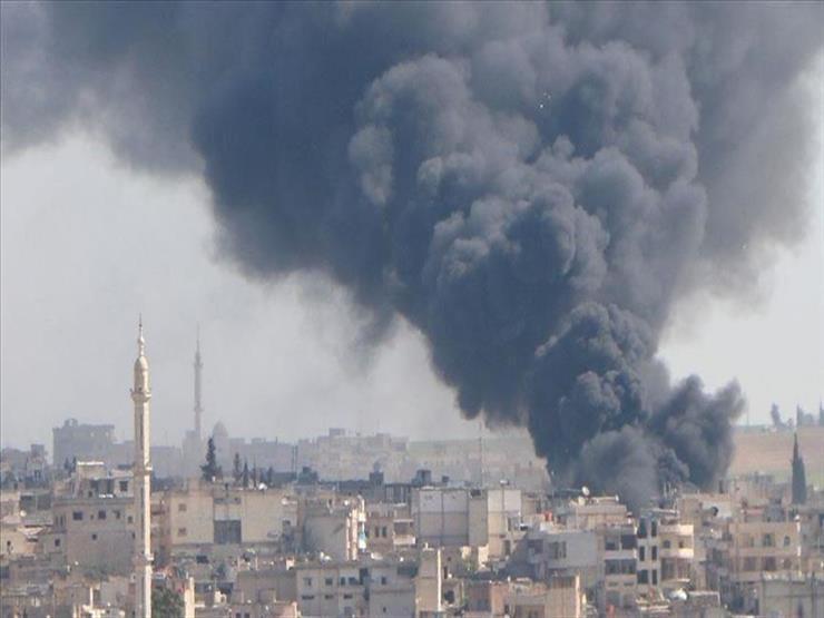 المرصد السوري: 11 قتيلا في قصف جوي على ريف إدلب
