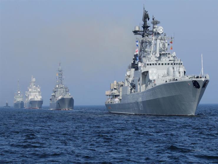 """البحرية الروسية تبدأ في مراقبة مناورات """"الناتو"""" ببحر البلطيق"""