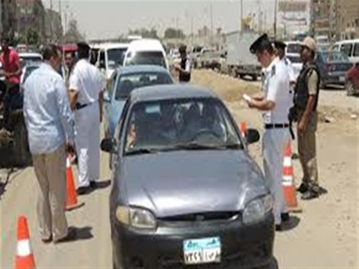 ضبط 6 آلاف مخالفة مرورية و25 سائقا تحت تأثير المخدرات