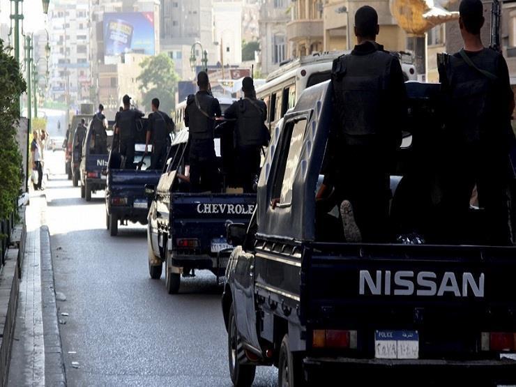 خلال يوم.. ضبط 6 تجار مخدرات بحملة أمنية بالقاهرة   مصراوى