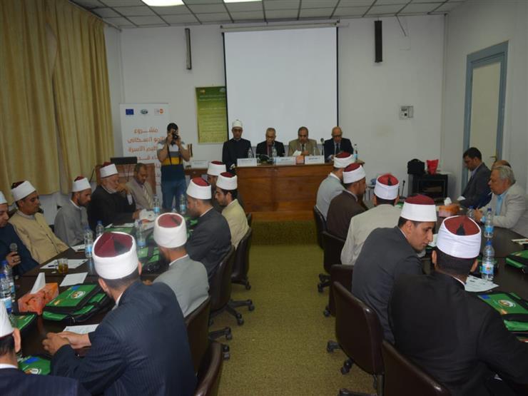 رئيس جامعة الأزهر يفتتح دورة المشورة وفحص راغبي الزواج بالمركز الدولي للسكان