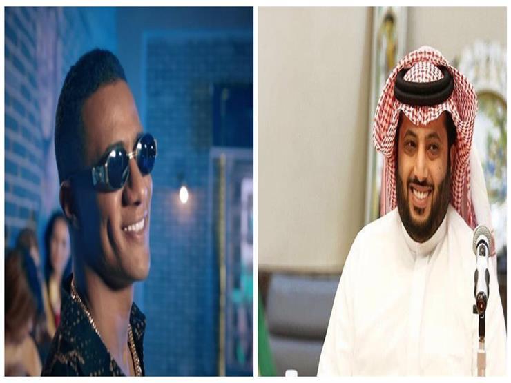 تركي آل الشيخ يعلن عن حفل لمحمد رمضان في السعودية