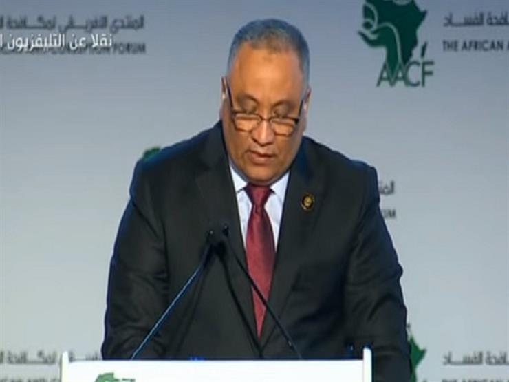 رئيس الرقابة الإدارية: الفساد العدو الأكبر لدول إفريقيا   مصراوى