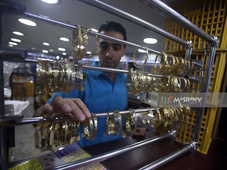 أسعار الذهب تقفز 7 جنيهات بالسوق المحلي خلال تعاملات اليوم