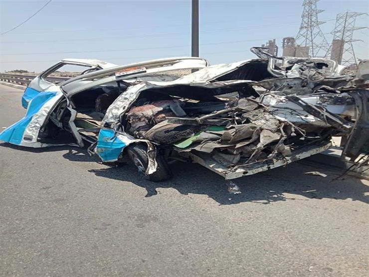 نشرة الحوادث المسائية.. مصرع 14 شخصًا في  حادث طرة  والمؤبد    مصراوى