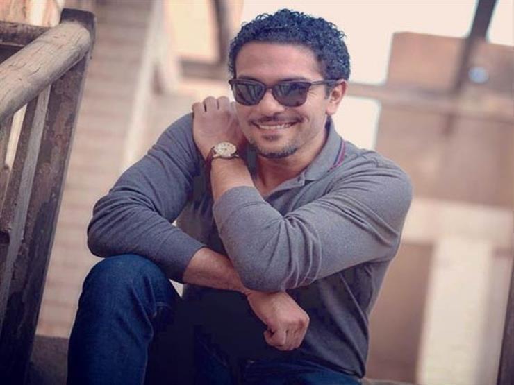 """هكذا علق آسر ياسين على الإعلان الأول لفيلم هنيدي """"كينج سايز"""""""