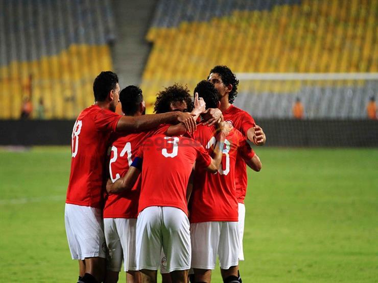 مصراوي يكشف ملامح تشكيل منتخب مصر لودية غينيا مصراوى