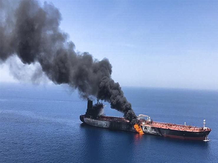 أول تعليق من ولي العهد السعودي على استهداف ناقلتي نفط في خليج عمان