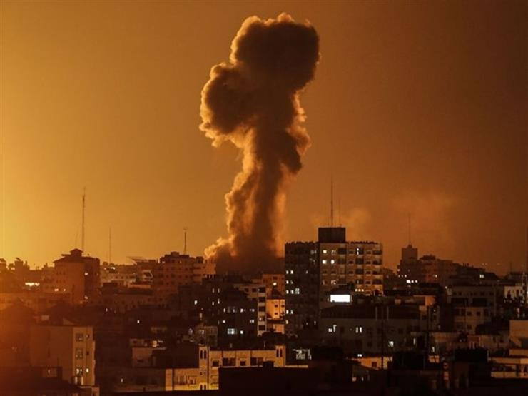 غارات للاحتلال الإسرائيلي على قطاع غزة للمرة الثانية خلال 24 ساعة