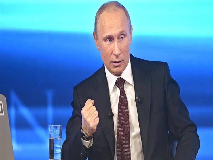 """بوتين يتهم أمريكا بمهاجمة """"هواوي"""" الصينية بسبب المنافسة"""