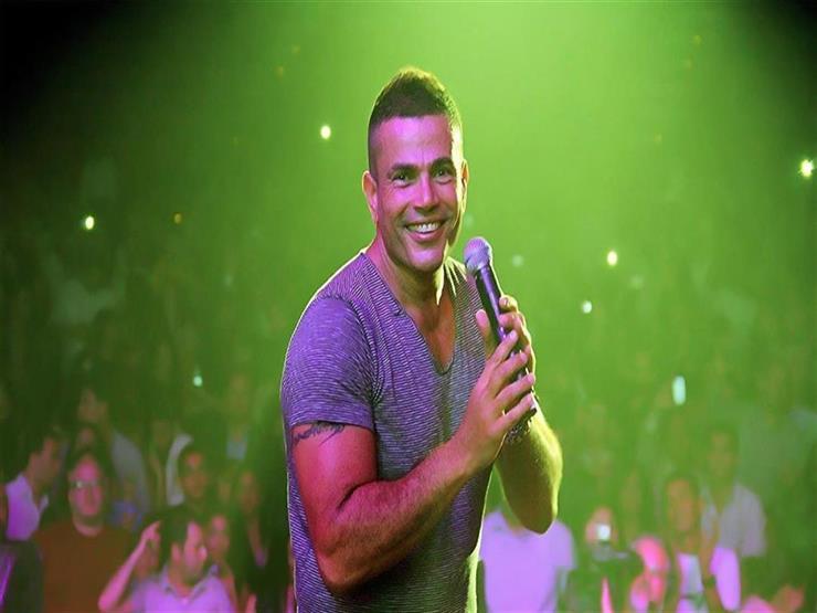 عمرو دياب ينتهي من 90% من أغاني ألبومه الجديد وهذا موعد طرحه
