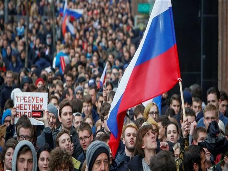 موسكو تشهد مظاهرة حاشدة مناهضة لاستبداد الشرطة