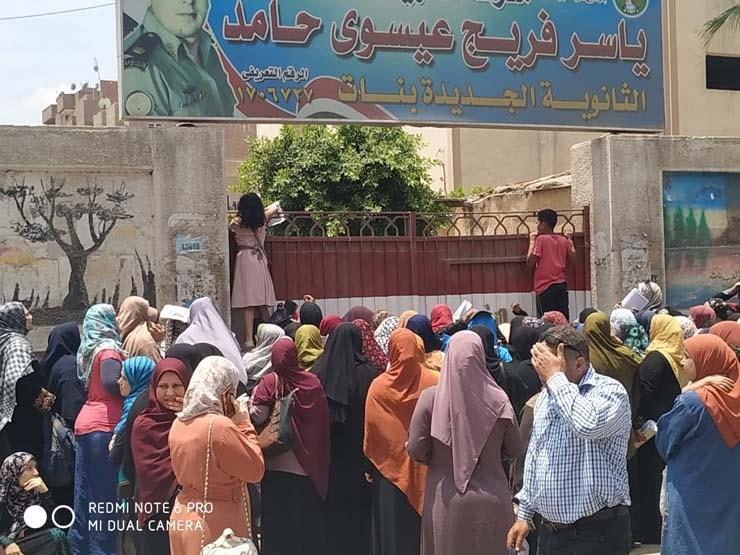 إصابة 6 طلاب داخل لجان امتحان الثانوية العامة في المنوفية    مصراوى