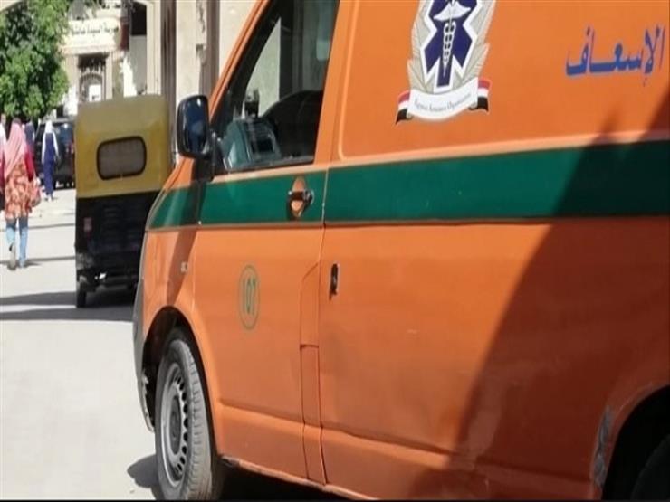 إصابة طالبتين بإغماء أثناء امتحانات الثانوية العامة في بني سويف