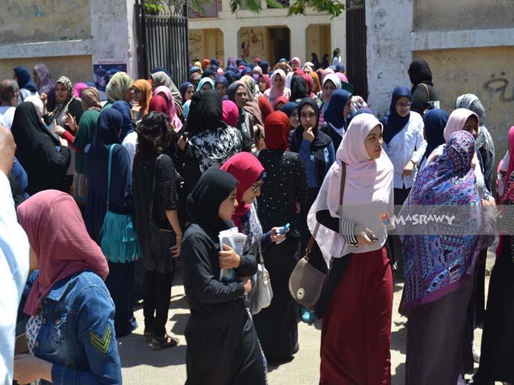 بينهم 5 طالبات.. 6 حالات إغماء في امتحانات الثانوية العامة اليوم بكفر الشيخ