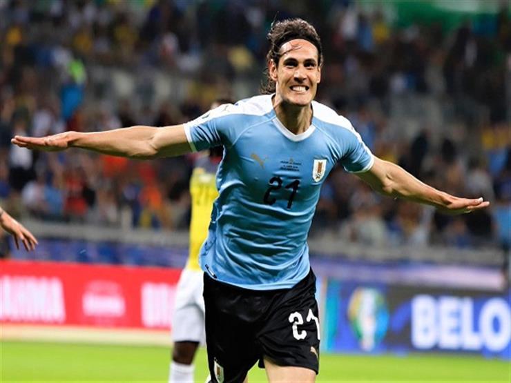 بالفيديو.. 3 أهداف وبطاقة حمراء بملخص الشوط الأول لمباراة أوروجواي والإكوادور
