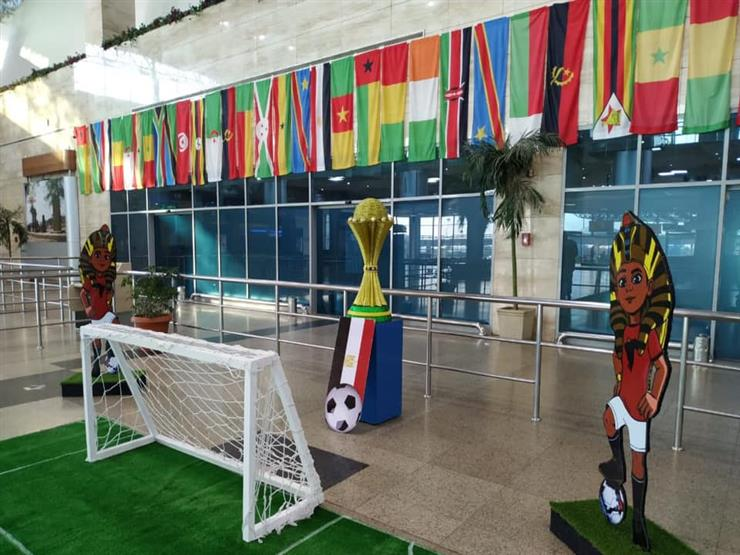 منتخبا بوروندي ومدغشقر يصلان القاهرة