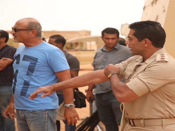 """أحمد فلوكس يبعث برسالة لمخرج """"الممر"""""""