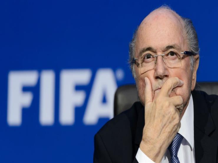 بلاتر: اجتماع فرنسا منح قطر حق تنظيم مونديال 2022