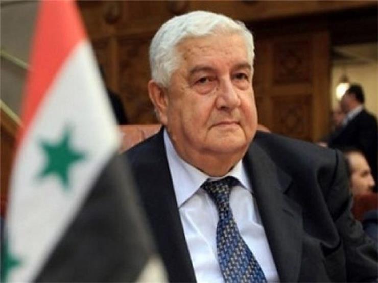 وزير الخارجية السوري: سيتم القضاء على الإرهاب في إدلب