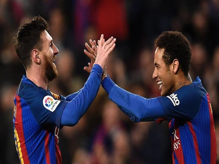 تقارير: ميسي يطالب برشلونة باستعادة نيمار