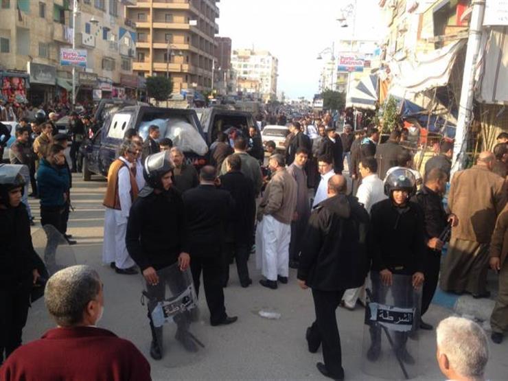 تعرض 5 مواطنين لإصابات خطيرة في مشاجرة بسوهاج