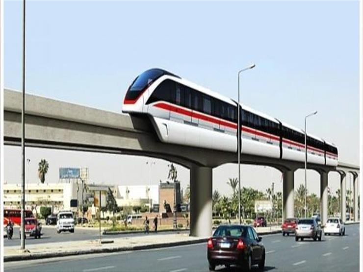 """""""النقل"""" تبحث مشروع مونوريل العاصمة الإدارية وأكتوبر مع """"بومبارديه"""""""