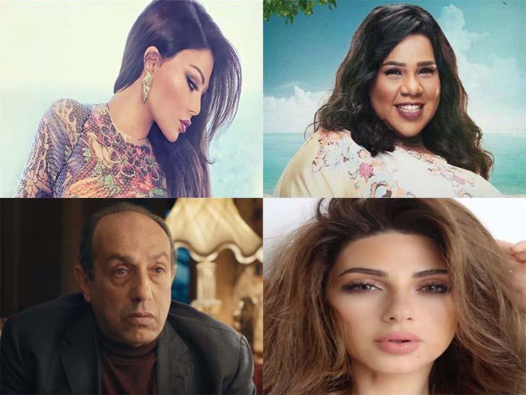 أبرزهم ميريام فارس وهيفاء وهبي.. نجوم حاصرتهم شائعات الإصابة   مصراوى